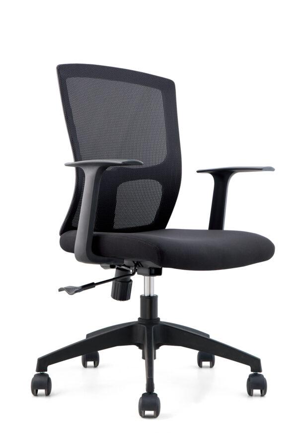 K1_電腦椅_辦公椅_正斜面照片